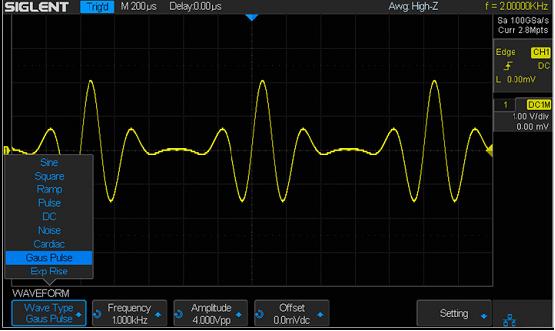 SDS1000X/X+ Series Super Phosphor Oscilloscopes | Siglent