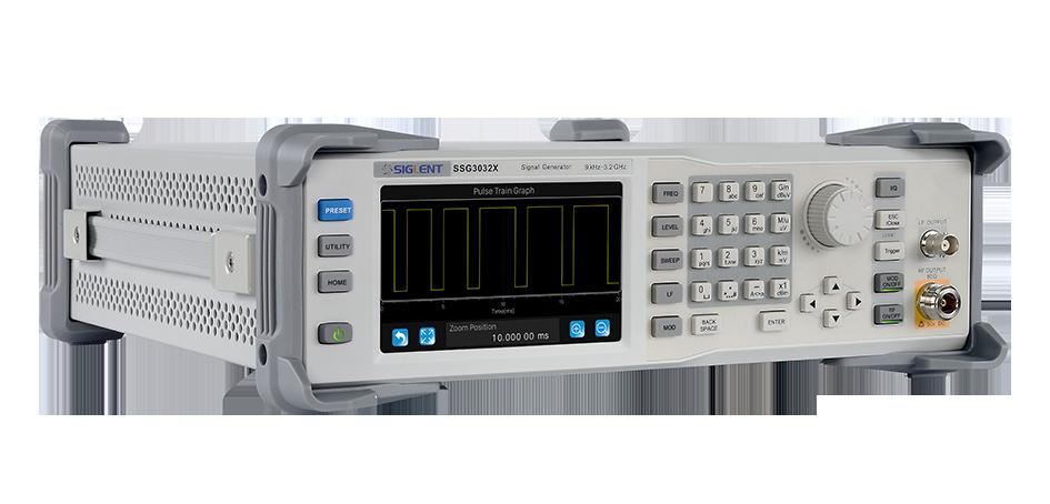 Ssg3000x Series Of Signal Generators Siglent